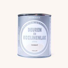Hermadix Deur & Kozijnenlak zijdeglans schelpwit - 750ml