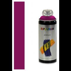Dupli-Color platinum hoogglans lak RAL 4006 verkeerspurper - 400 ml.