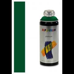 Dupli-Color platinum hoogglans lak RAL 6002 loofgroen - 400 ml.