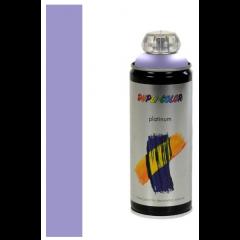 Dupli-Color platinum zijdeglans lak lila - 400 ml.