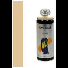 Dupli-Color platinum zijdeglans lak RAL 1015 licht ivoorkleurig - 400 ml.