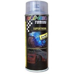 Dupli-Color supertherm hittebestendige lak blank - 400 ml.