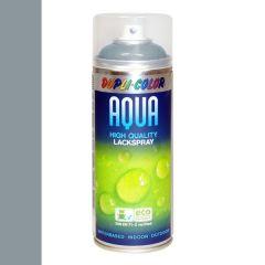 Dupli-Color aqua hoogglans lak RAL 7001 - 350 ml.