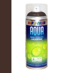 Dupli-Color aqua hoogglans lak RAL 8017 - 350 ml.