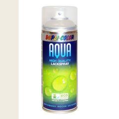 Dupli-Color aqua hoogglans lak RAL 9010 - 350 ml.