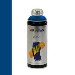 Dupli-Color platinum hoogglans lak RAL 5017 verkeersblauw - 400 ml.