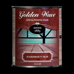 Golden Wave hardhoutolie - 1 liter