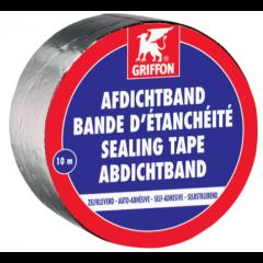 Griffon afdichtband lood - 10m x 10cm