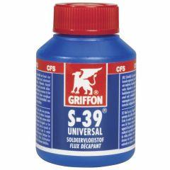 Griffon S-39 universal soldeervloeistof - 80 ml.