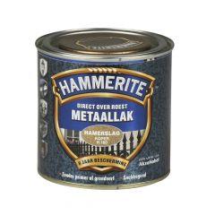 Hammerite direct over roest metaallak hamerslag koper - 250 ml.
