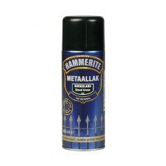 Hammerite direct over roest metaallak hoogglans verspuitbaar standgroen - 400 ml.