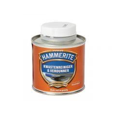 Hammerite verdunner & kwastenreiniger - 250 ml.
