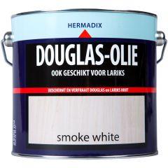 Hermadix douglas-olie smoke white - 2,5 liter