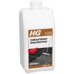 HG natuursteen beschermfilm met glans (shine finish)