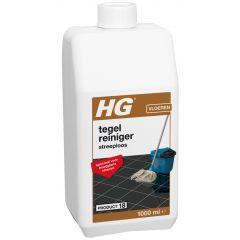 HG tegelreiniger hoogglans vloeren - 1 liter