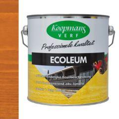Koopmans ecoleum houtbescherming teak (213) - 2,5 liter