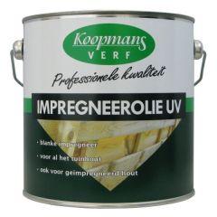 Koopmans impregneerolie UV blank - 2,5 liter