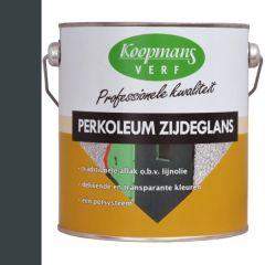Koopmans perkoleum zijdeglans dekkend antraciet - 2,5 liter