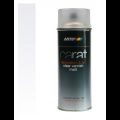 Motip carat blanke lak mat - 400 ml.