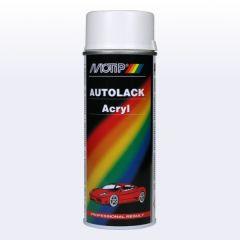 Motip kompakt acryl autolak wit (45730) - 400 ml.