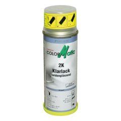 Motip ColorMatic Professional 2k blanke lak zijdeglans - 200 ml.