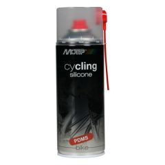 Motip cycling siliconenspray - 400 ml.