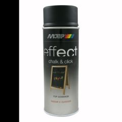 Motip/Dupli-Color deco effect chalk & click schoolbordlak - 400 ml.
