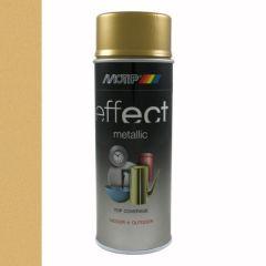 Motip/Dupli-Color effect metallic lak briljant goud - 400 ml.
