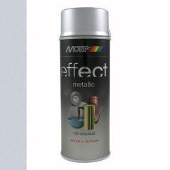 Motip/Dupli-Color effect metallic lak zilver - 400 ml.