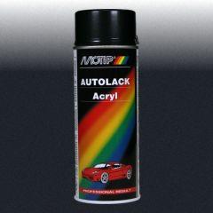 Motip kompakt acryl autolak metallic grijs (51069) - 400 ml.