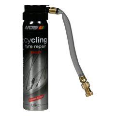 Motip cycling tyre repair - 75 ml.