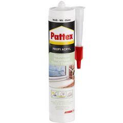 Pattex acrylaatkit regenvast wit - 300 ml.