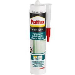 Pattex acrylaatkit schilderskit wit - 300 ml.