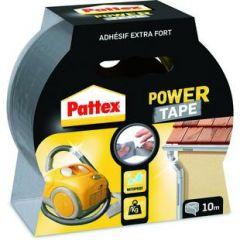 Pattex power tape grijs - 10 meter
