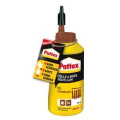 Pattex PU construct houtlijm - 750 gram
