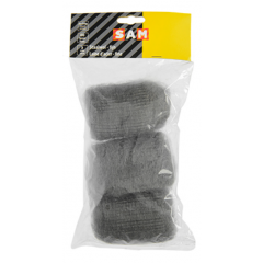 SAM staalwol fijn (00) - 3 x 30 gram