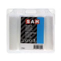 SAM acryl lakviltroller - 10 cm. (5 stuks)