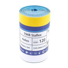 Sia siaflex schuurpapier op rol - 95 mm x 5 meter