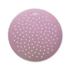 Sia siaspeed schuurschijf rond multigat P100 - 125 mm. (50 stuks)