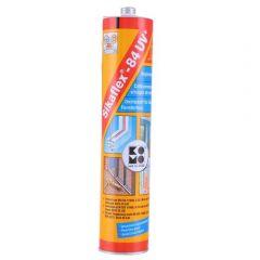 Sika Sikaflex polyurethaankit 84 UV+ wit - 300 ml