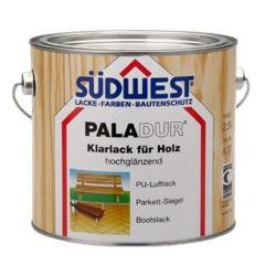 Südwest paladur blanke lak zijdeglans - 750 ml.