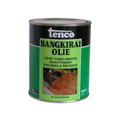 Tenco bangkirai olie - 1 liter
