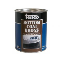 Tenco bottomcoat brons - 1 liter
