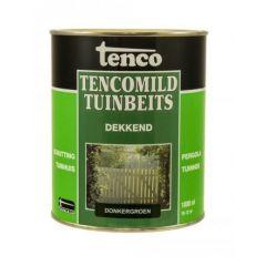 Tenco tencomild tuinbeits dekkend donkergroen - 1 liter