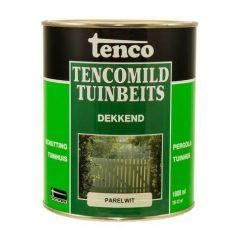 Tenco tencomild tuinbeits dekkend parelwit - 1 liter
