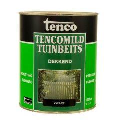 Tenco tencomild tuinbeits dekkend zwart - 1 liter
