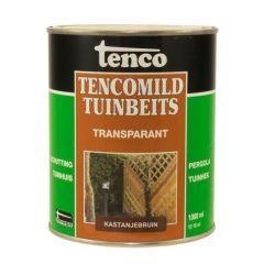 Tenco tencomild tuinbeits transparant kastanjebruin - 1 liter