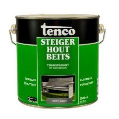 Tenco steigerhoutbeits grey wash - 2,5 liter