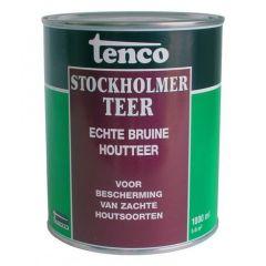Tenco stockholmer teer - 25 liter