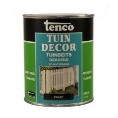 Tenco tuindecor / douglas beits dekkend zwart - 1 liter